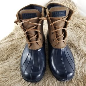 Sperry Duck Boots 7